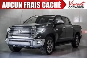 2019 Toyota Tundra PLATINUM 1794 3350$ OF ACCESSORY INCLUDED