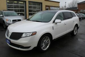 2013 Lincoln MKT EcoBoost Pano Roof Rader Cruise Navi Loaded
