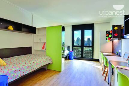 Urbanest Darlington twin share room (available from 12.1-3.1)