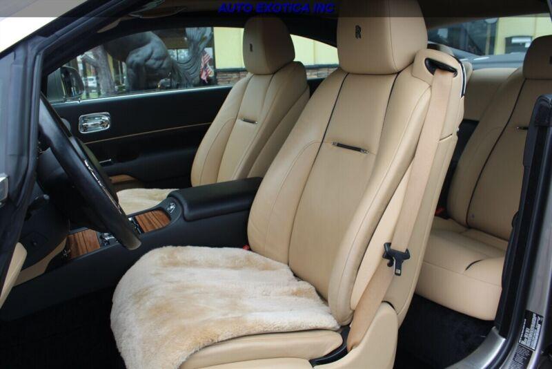 Image 21 Coche Americano usado Rolls-Royce Wraith 2015