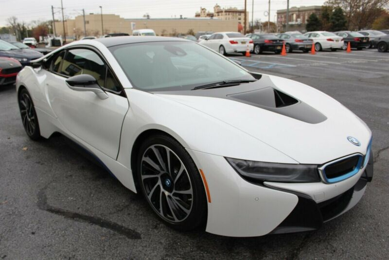 Image 23 Voiture American used BMW i8 2014
