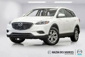 2015 Mazda CX-9 GSL AWD Cuir Toit Ouvrant 7 Passengers