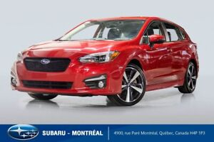 2019 Subaru Impreza Sport-tech Eyesight Hatchback $345+tx/monthl