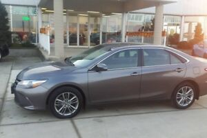 2017 Toyota Camry HEATED SEATS / NO PAYMENTS FOR 6 MONTHS !!