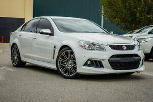 2014 Holden Special Vehicles Senator Gen-F MY14 Signature White 6 Speed Sports Automatic Sedan