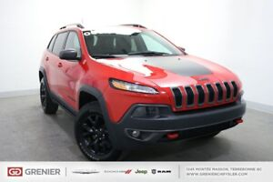 2017 Jeep Cherokee TRAILHAWK+REMORQUAGE+TEMPS FROID TRAILHAWK+RE