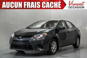 2016 Toyota Corolla 2016+CE+A/C+GR ELEC COMPLET+BLUETOOTH ONE OW
