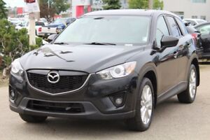 2013 Mazda CX-5 GT CX-5 GT AWD LEATHER BLUETOOTH 7 YEAR WARRANTY