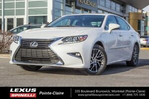 2017 Lexus ES 350 TOURING/NAVIGATION DEMO REBATE $4500