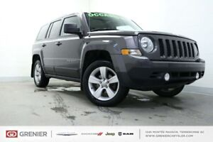 2015 Jeep Patriot NORTH+4X4+TOIT OUVRANT NORTH+4X4+TOIT OUVRANT
