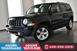2014 Jeep Patriot Limited | 4X4 | CUIR | TOIT | SIEGES CHAUFFANT