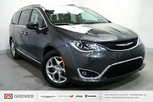 2018 Chrysler Pacifica TOURING+L+PLUS+DVD+CUIR+8 PASS TOURING+L+