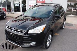 2013 Ford Escape SEL 4x4 Toit Pano, Nav, Cuir, Ecoboost !