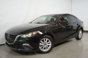 2015 Mazda Mazda3 GS MAG SIEGE CHAUFFANT TINTED WINDOWS