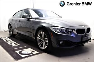 2015 BMW 428i xDrive Grand coupe,Groupe premium,0.9% Low millage