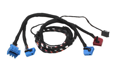 Genuine Kufatec Cable Loom Retrofitting Tv Digital/Analog for BMW E39 E46