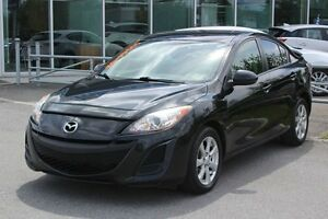 2011 Mazda Mazda3 GX*AUTOMATIQUE*AC*GR ELEC*CD MP3*AUX