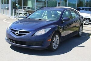 2010 Mazda Mazda6 GS*AUTOMATIQUE*AC*CRUISE*GR ELEC*CD MP3*AUX