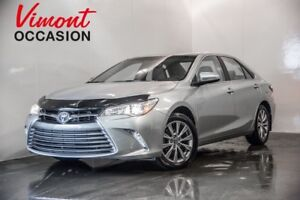 2016 Toyota Camry XLE CUIR+ TOIT OUVRANT+ NAVIGATION+ CAMERA HEA