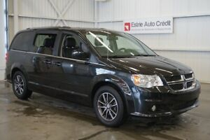 2017 Dodge Grand Caravan Stow'n Go 7 Passagers (cuir)