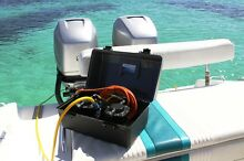Powerdive Deck Snorkel In Excellent Condition North Fremantle Fremantle Area Preview