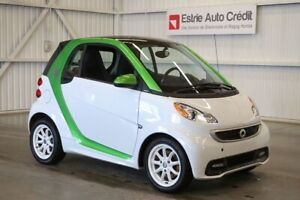 2015 Smart Fortwo electric drive (toit ouvrant)