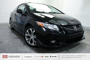 2012 Honda Civic SI+COUPE+8ROUES/8PNEUS+NAV SI+COUPE+8ROUES/8PNE