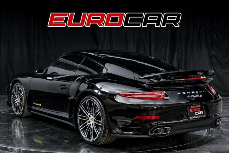 Image 3 Coche Americano usado Porsche 911 2014