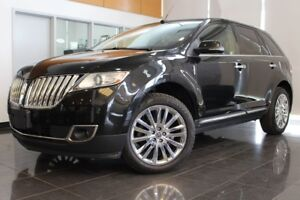 2014 Lincoln MKX AWD + TOIT PANORAMIQUE + GPS + SIEGES DE CUIRS