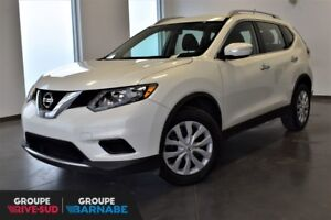 2014 Nissan Rogue S FWD CERTIFIED NISSAN CANADA