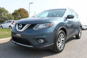 2014 Nissan Rogue SL PREM*AWD*NAVIGATION*CAMERA 360*CUIR*TOIT PA