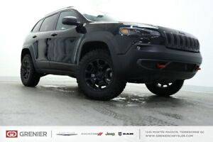 2019 Jeep Cherokee TRAILHAWK+LIFTED+OFF ROAD TRAILHAWK+LIFTED+OF