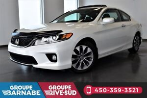 2015 Honda Accord Coupe EX-L  CUIR+ NAVIGATION EX-L    LEATHER+N