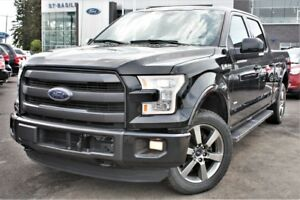 2015 Ford F-150 Lariat Ecoboost  FX4 Off Road 162$ Weekly / 72 m