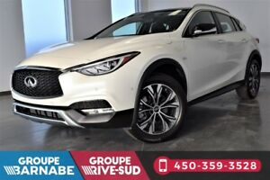 2018 Infiniti QX30 2.0T AWD PREMIUM GPS TOIT PANO FINAL CLEAROUT