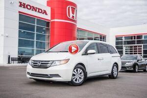 2014 Honda Odyssey EX 8 PASSAGERS