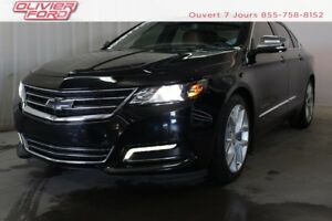 2015 Chevrolet Impala LTZ, Jamais accidente, Bas KM, Camera de r