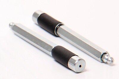 10 Eintagespacker Injektionspacker, Stahlpacker für Injektionspressen 13 x 115mm