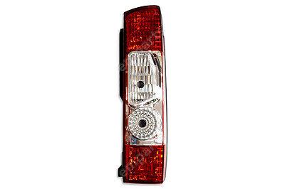 Fiat Ducato Citron Relay Rear Back Tail Light Lamp lens Right O/S 2006 2014