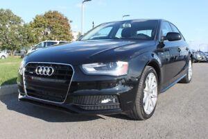 2015 Audi A4 PROGRESSIV PLUS*QUATTRO*S-LINE PACKAGE*
