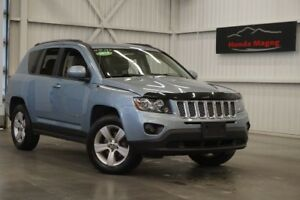 2014 Jeep Compass North Edition 4WD (cuir)