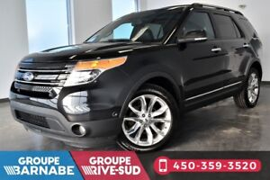 2012 Ford Explorer LIMITED 4WD (GPS | CUIR | TOIT PANO) LIMITED