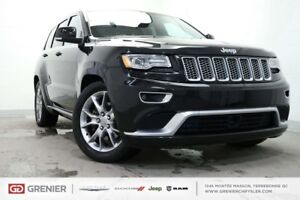 2016 Jeep Grand Cherokee SUMMIT+DIESEL+8 MAGS/8PNEUS SUMMIT+DIES