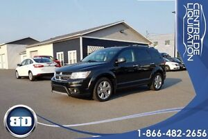 2012 Dodge Journey R/T AWD CUIR NAVIGATION