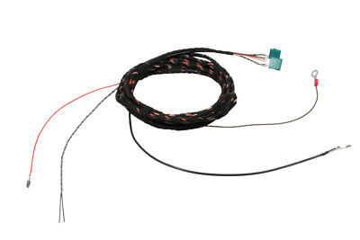 Genuine Kufatec Cable Loom Adapter RF Reversing Camera for BMW X5 X6 E70 E71