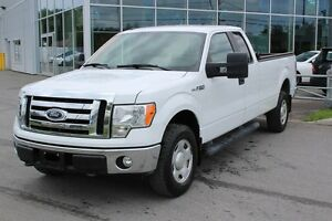 2009 Ford F-150 XLT*4X4*KINGCAB*V8*AC*BLUETOOTH*CRUISE*GR ELEC*A