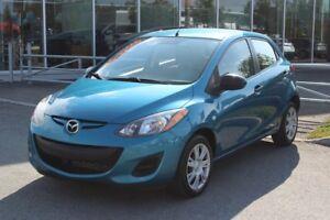 2012 Mazda Mazda2 GX*AUTOMATIQUE*AC*VITRE ÉLEC*