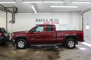2014 GMC Sierra 1500 SLE 5.3L 8 CYL AUTOMATIC 4X4 EXTENDED CAB T
