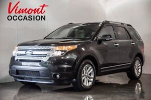 2014 Ford Explorer XLT AWD CUIR+ MAGS+ NAVIGATION+ SYNC MY FORDT