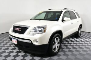 2012 GMC Acadia SLT1 AWD. Back-up cam. Heated seats. Nav
